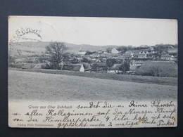 AK LEOBENDORF Oberrohrbach B. Korneuburg 1905 //  D*41038 - Korneuburg