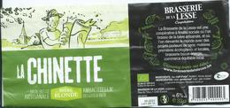 LA CHINETTE - BRASSERIE DE LA LESSE - Bière