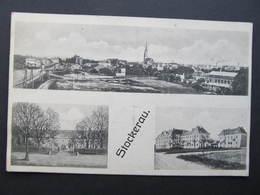 AK STOCKERAU B. Korneuburg 1918 Feldpost  //  D*41041 - Stockerau