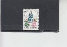 VATICANO 1988 - Sassone 834 - Anno Mariano - Vaticano