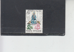 VATICANO 1988 - Sassone 834 - Anno Mariano - Vatikan