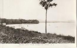 Lac Brome, Quebec Vue Prise Du Knowlton Grove Brome Lake From Knowlton Grove Photo Veritable - Quebec