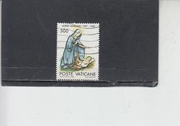 VATICANO 1988 - Sassone 832 - Anno Mariano - Vatikan