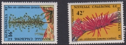 New Caledonia SG 596-97 1978 Flora, Mint Never Hinged - Unclassified