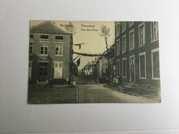 REKEM  BIJ LANAKEN 1924  RECKHEIM PATERSSTRAT  RUE DES PERES - Lanaken