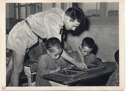FRANCE : CP EN FM . INSTITUTEUR RAPPELÉ  . NEUVE . - War Of Algeria
