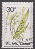 Norfolk Island ASC 325 1984 Flowers,30c Ti, Used - Unclassified