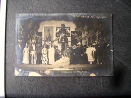 Cpa Photo 51 Chalons Sur Marne Revue Du Myosotis Apotheose Du Champagne Photo Th Derray - Châlons-sur-Marne