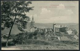 Firmi Près Decazeville - L'Eglise Et Le Château - N°88 Labouche - Voir 2 Scans - Firmi
