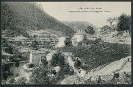 Le Village De Truel - Vallée De La Jonte - Affluent Du Tarn - MTIL - Voir 2 Scans - Andere Gemeenten
