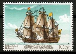 Belgium 1973 Bélgica / Ships MNH Barcos Schiffe Bateau / Cu12036  18-28 - Barcos