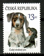 Czech Republic 2016 Chequia / Dogs MNH Chiens Hunde Perros / Cu13602  18-35 - Perros