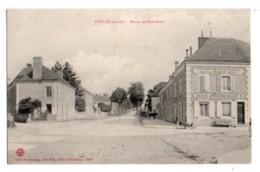 (72) 2182, Conlie, Léon Besnardeau, Route De Domfront - Conlie