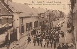 Jemappes - Institut Saint Ferdinand - Tres Beau Tram électrique - Autres