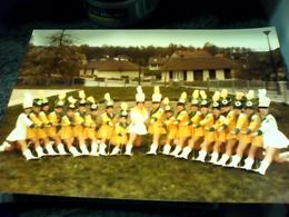 PHOTO MAJORETTES LES GOLD GIRLS GOLBEY 88 VOSGES - Repro's