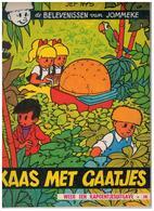 De BELEVENISSEN Van JOMMEKE JEF NYS   KAAS MET GAATJES  WEER EEN KAPOENTJESUITGAVE * 38 - Jommeke