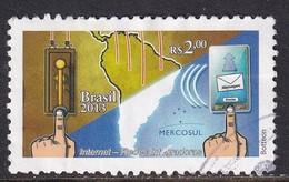 Brazil 2013, R$2,00, Internet - Usati