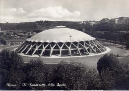 Roma - Il Palazzetto Dello Sport - Formato Grande Viaggiata – E 14 - Estadios E Instalaciones Deportivas