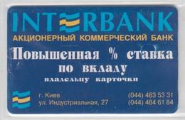 UKRAINE INTERBANK - Ucraina