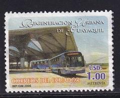 Ecuador 2006, Transport, $1 Vfu - Ecuador