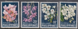 Phillippines Orchids, Mint Hinged - Orchids