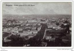 BERGAMO Veduta Generale Di Città Bassa - Bergamo