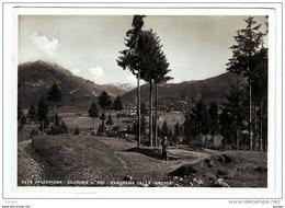 CLUSONE ALTA VALSERIANA PANORAMA DALLA SPESSA BERGAMO - Bergamo
