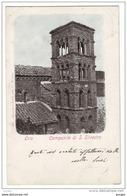 ORTE 1902 Viterbo Campanile Di S. Silvestro - Viterbo