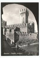 Sirmione (BS)  Castello Scaligero. Non Viaggiata. - Castelli