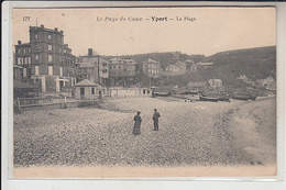76 -YPORT  -  La Plage   (HW ) - Yport