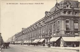 Bruxelles - Boulevard Du Hainaut - Palais Du Midi - Avenues, Boulevards