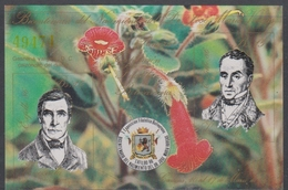 Venezuela 1986 Bicentenary Of The Movement Of Varga Miniature Sheet, Mint Never Hinged - Unclassified