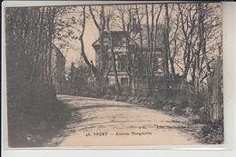 76 -YPORT  -Avenue Marguerite..1916 - Yport