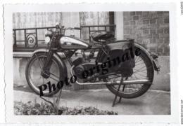 Photo Originale - Moto NSU Motocyclette Motorcycle - Cars