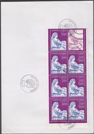 FRANCE 1 Enveloppe Premier Jour Journée Du Timbre 1997 - Mouchon 1902 N°YT BC3053 10 03 1997 - Stamp's Day