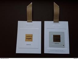 Chanel Carte - Duftkarten