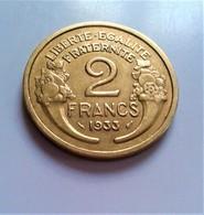 FRANCE 2 FRANCS MORLON 1933  N° 376 - I. 2 Francs
