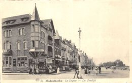 Middelkerke - La Digue -  N° 21 - Middelkerke