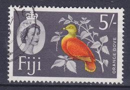 Fiji 1964 Mi. 165     5 Sh Bird Vogel Oiseau Orange Dove - Fiji (1970-...)