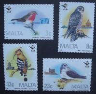 Malta   Vögel 1987  ** - Vögel