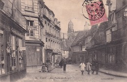 14 Caen, Rue Porte Au Berger - Caen