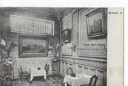 1 Cpa Ostende : Grand Hôtel Fontaine : Restaurant Particulier - Oostende