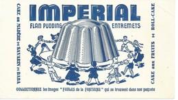 Buvard IMPERIAL (Entremets...). - Lebensmittel