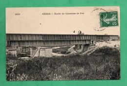 Miltaria Genie Ecole De Chemins De Fer ( Versailles ) - Reggimenti