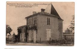 MAREUIL CHATEAU DE LA SERRIE - Mareuil Sur Lay Dissais