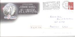 1999  Domaine Skiable Des 3 Vallées:Méribel , Courchevel. Entier Postal, PAP - Skiing