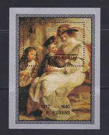 Mongolie 1977 BL 50 ** Tableau Rubens - Mongolia