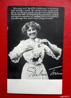 """Publicite ODOL """"As A Sunny Smile Beautifies A Countenance...""""- Jeune Femme ? Terries - Advertising"""