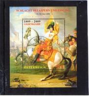 2009 Austria - Batttaglia Di Aspern E Essling- Napoleone - 1945-.... 2a Repubblica