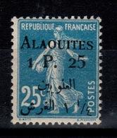 Alaouites - YV 5 N* Semeuse - Nuovi